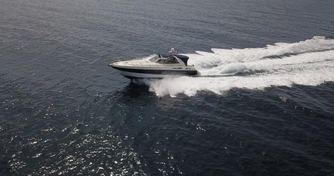 Rent a Cranchi Mediterranee 50 Paros Island