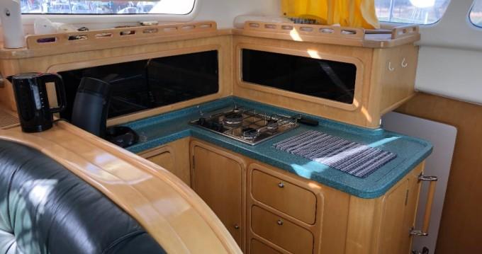 Catamaran for rent Port-Saint-Louis-du-Rhône at the best price