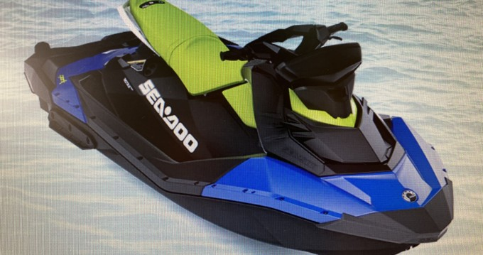 Rental yacht Royan - Sea-Doo Spark on SamBoat