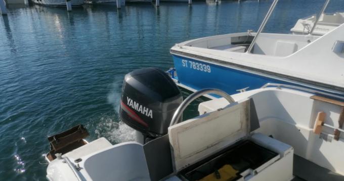Rental yacht Palavas-les-Flots - Jeanneau Cap Camarat 615 on SamBoat