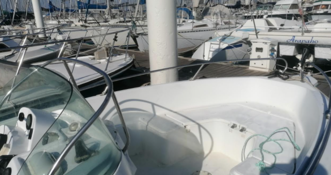 Hire Motorboat with or without skipper Jeanneau Palavas-les-Flots