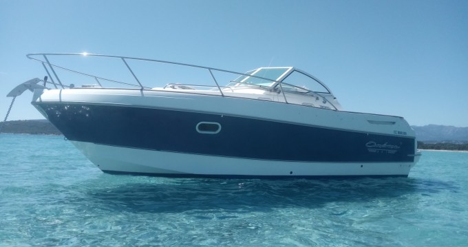 Motorboat for rent Porto-Vecchio at the best price