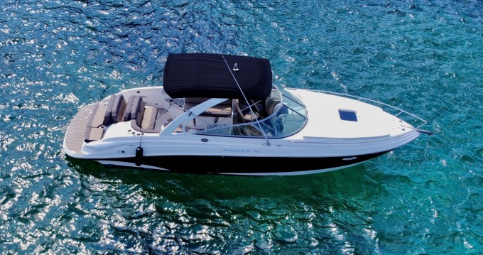 Boat rental Mahón cheap CAPTIVA 296