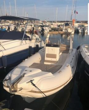 Rental RIB in Cannes - Mar-Co TWENTY