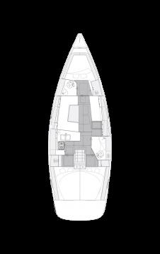 Rental yacht Athens - Elan Impression 40.1 on SamBoat