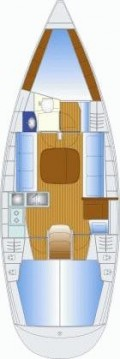 Rental yacht Heraklion Port - Bavaria Bavaria 350 on SamBoat
