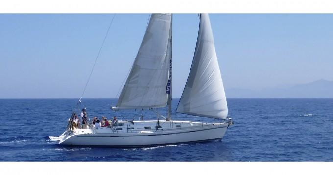 Boat rental Heraklion Port cheap First 45 F5