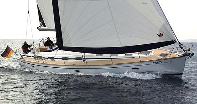 Bavaria Bavaria 50 Cruiser between personal and professional Heraklion Port