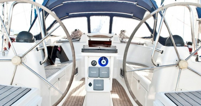 Rent a Bavaria Bavaria 50 Cruiser Heraklion Port