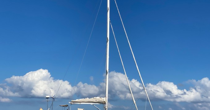 Hire Sailboat with or without skipper  Playa de Talamanca