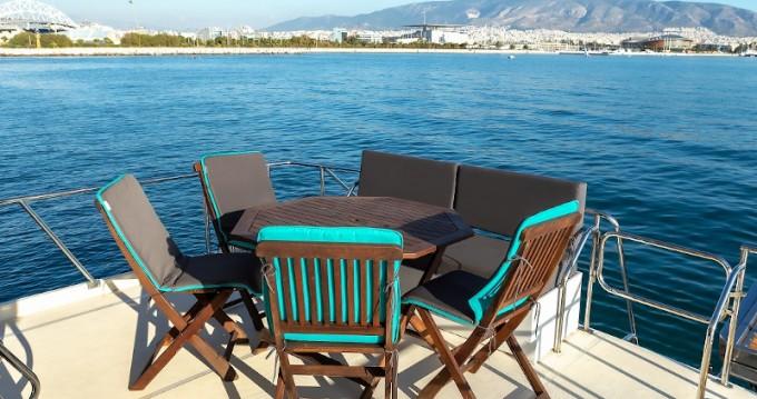 Rental yacht Athens -  Barberis 53 on SamBoat