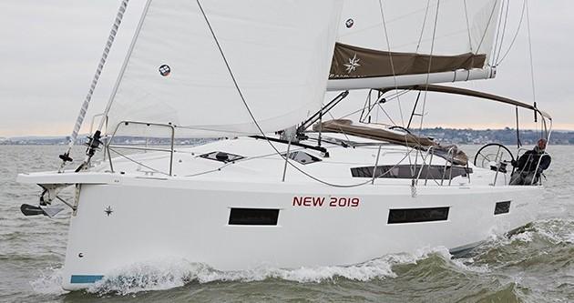 Boat rental Jeanneau Sun Odyssey 410 in Kos on Samboat