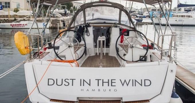 Rental yacht Trogir - Jeanneau Sun Odyssey 389 JP on SamBoat
