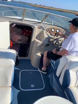 Hire Motorboat with or without skipper Bayliner Empuriabrava