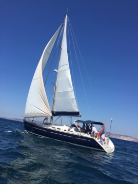 Rent a Bénéteau Oceanis 473 Old Port of Marseille