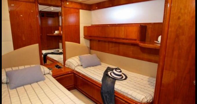Boat rental Astondoa Astondoa 72 GLX in Ibiza Town on Samboat