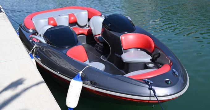 Boat rental Fréjus cheap Challenger 2000