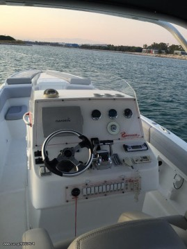 Hire Motorboat with or without skipper Renegade Corfu