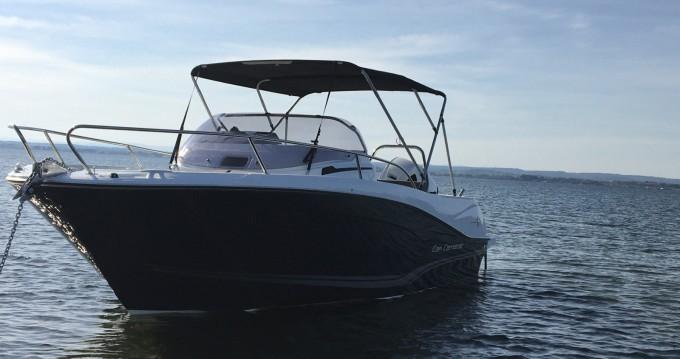 Rental yacht Mèze - Jeanneau CAP CAMARAT 6,5WA S3 on SamBoat