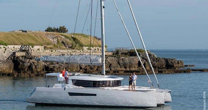 Boat rental Leucate cheap Neel 47