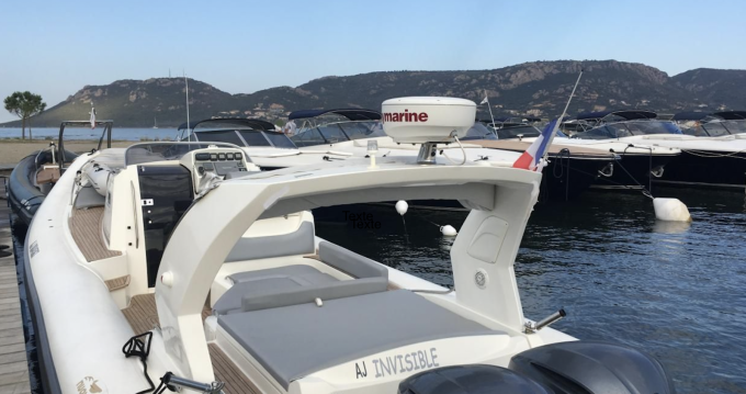Rental yacht Saint-Raphaël - Nuova Jolly Prince 34 Cabine on SamBoat