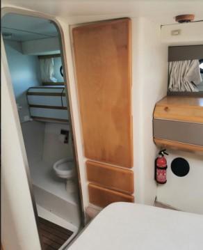 Rental Motorboat in Porto Turistico Di Roma - super convert super convert