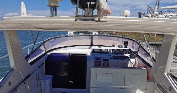 Boat rental super convert super convert in Porto Turistico Di Roma on Samboat