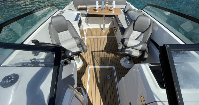 Rental yacht Antibes - Jeanneau Cap Camarat 7.5 BR on SamBoat