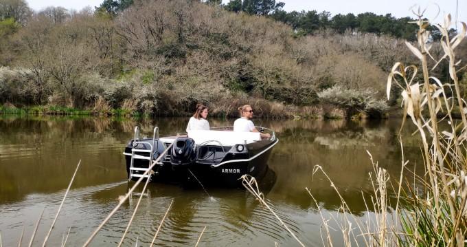 Rental Motorboat in La Roche-Bernard - Rocca Century