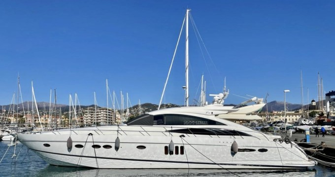 Motorboat for rent Chiavari at the best price