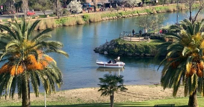 Boat rental Mandelieu-la-Napoule cheap Selva 480 Pro