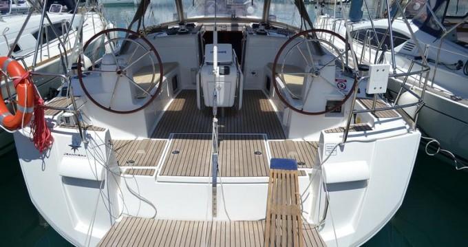 Rental yacht Lidingö - Jeanneau Sun Odyssey 509 on SamBoat