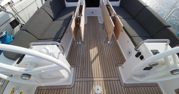 Rental yacht Athens - Elan Impression 45.1 on SamBoat