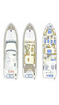 Boat rental Seget Donji cheap Ferretti Yachts 760