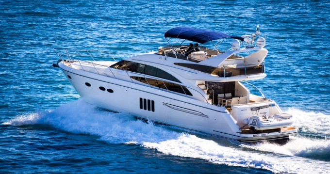 Hire Motorboat with or without skipper Princess Split