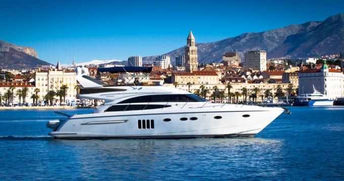 Rental Motorboat in Split - Princess Princess 62