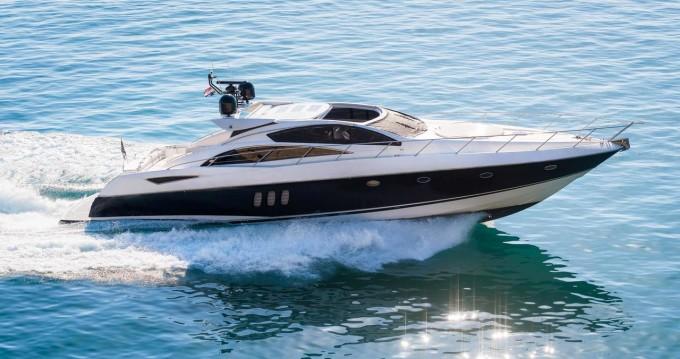 Boat rental Split cheap Sunseeker Predator 72
