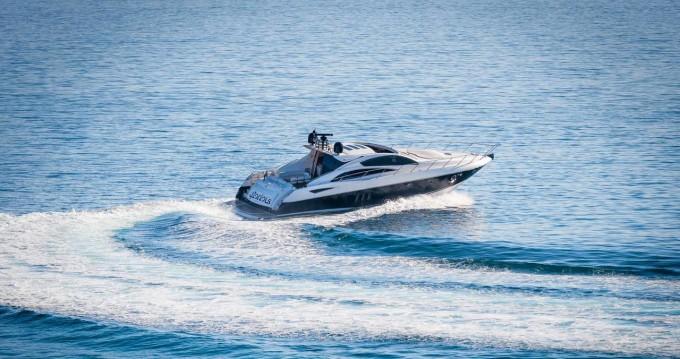 Rental Motorboat in Split - Sunseeker Sunseeker Predator 72