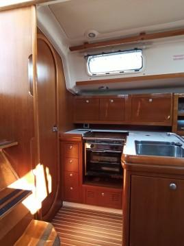 Rental yacht Paros Island - Salona Salona 37 on SamBoat