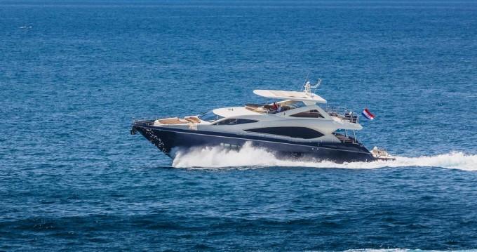 Boat rental Split cheap Sunseeker Yacht 86