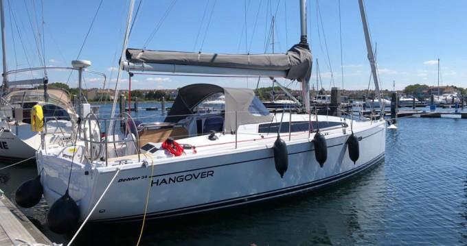Boat rental Dehler Dehler 34 in Yerseke on Samboat