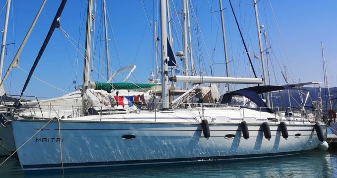 Rental Sailboat in Nydri - Bavaria Bavaria 46 Cruiser
