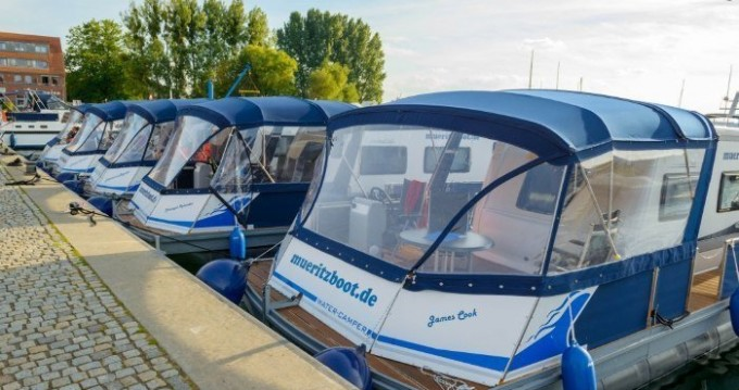 Rental yacht Jabel - Technus Water-Camper 1200 on SamBoat