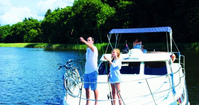 Rental Canal boat in Fürstenberg/Havel - Tarpon 37 Duo Prestige