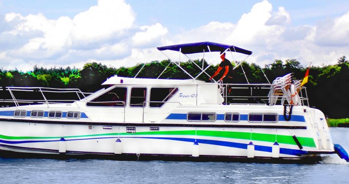 Hire Canal boat with or without skipper Tarpon Fürstenberg/Havel
