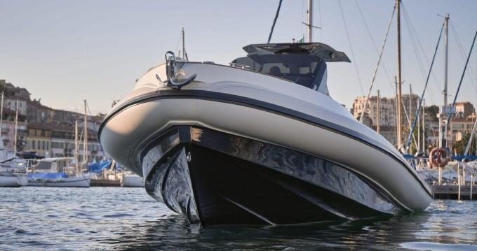 Rental RIB in Cannes - Scanner envy 1100HT