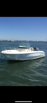 Rental yacht Lège-Cap-Ferret - Sessa Marine Key Largo 20 on SamBoat