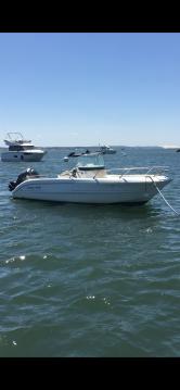 Boat rental Lège-Cap-Ferret cheap Key Largo 20