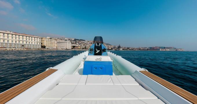 Rental yacht Antibes - Italiamarine San Remo 24 on SamBoat