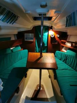 Boat rental Jouet Jouët 24 in Hyères on Samboat